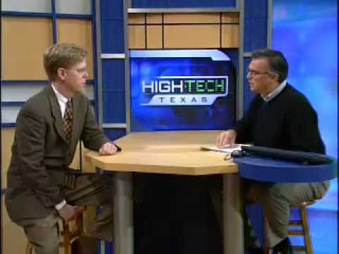 Robert Riggs Anchors Hi Tech Texas  Nov 2000