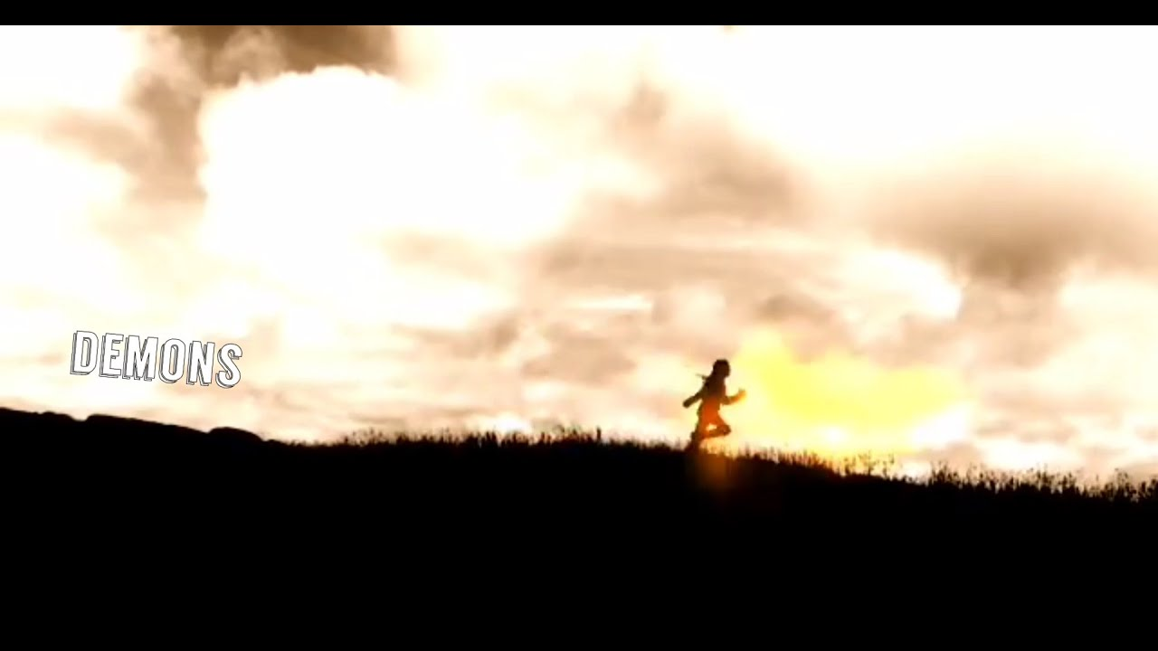 DEMONS (Imagine Dragons) music video - YouTube