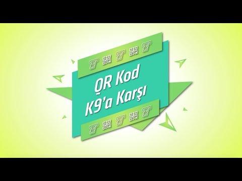 Kuveyt Türk - QR Kod K9'a Karşı
