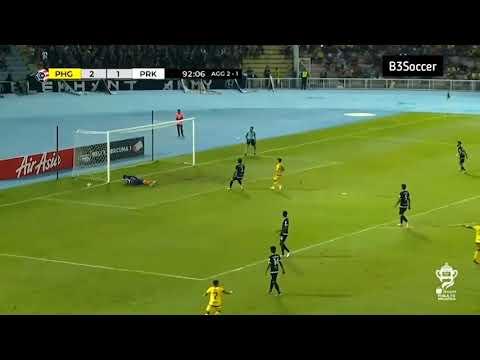 Unfassbares Freistoßtor im Malaysia Cup: From Zero to Herold