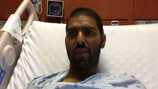 Nabeel Qureshi on his deathbed : I don't condone the use of my videos to attack Islam and Muslims thumbnail