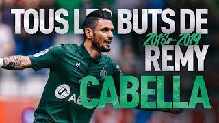 Tous les buts de Rémy Cabella en Ligue 1 - saison 2018-2019