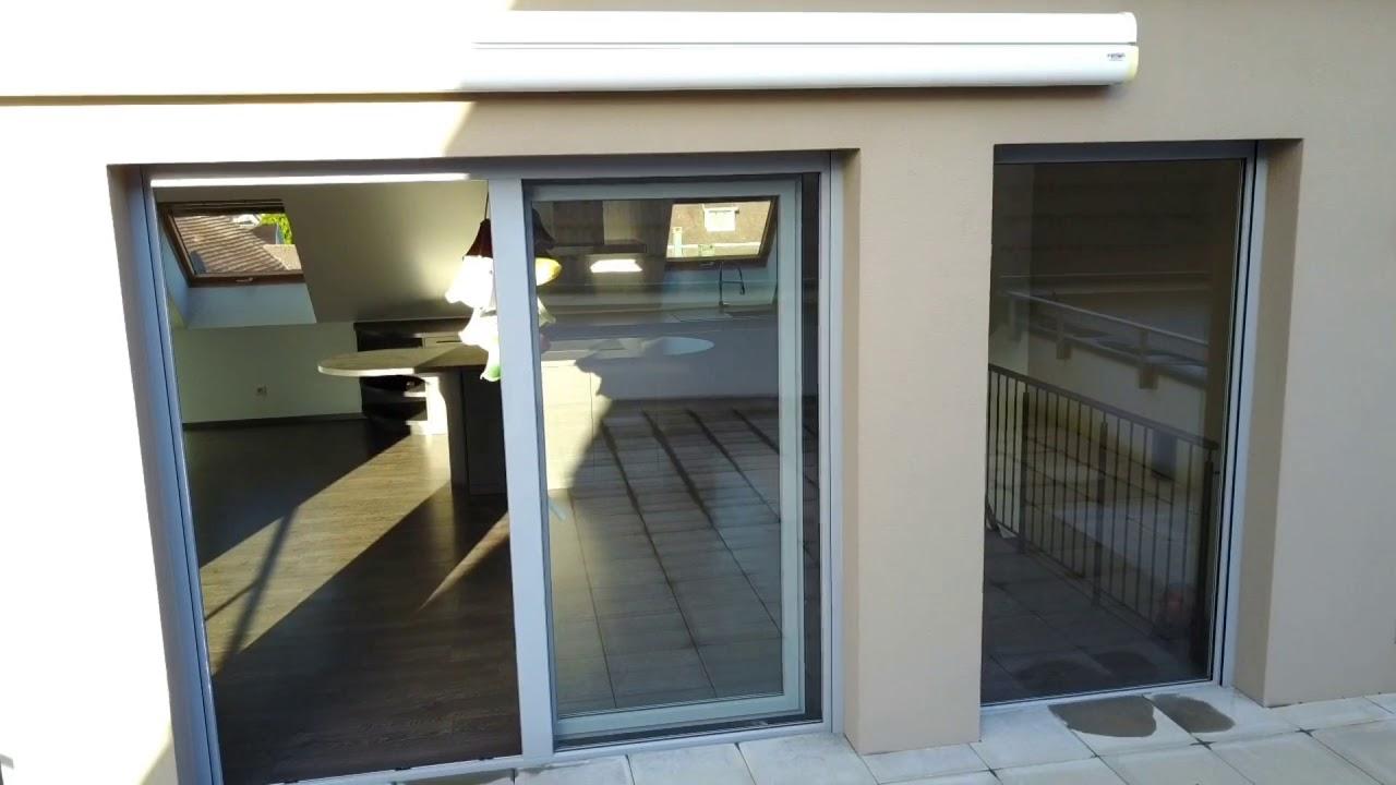 Moderne Dachmaisonette Wohnung Mit Terrasse Garage Und Parkplatz In
