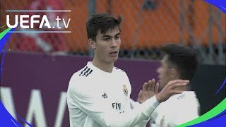 Youth League highlights: Roma 1-6 Real Madrid