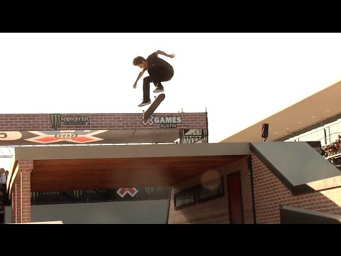 X Games 2015 Am Street Bangers | TransWorld SKATEboarding