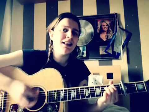 Amy Westney - Austin (Blake Shelton Cover)