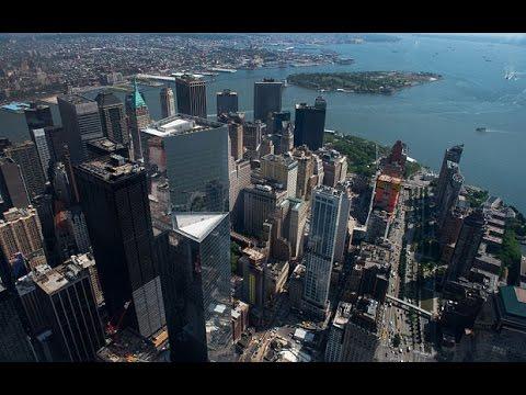 43- Salire sul One World Trade Center. Emozione unica