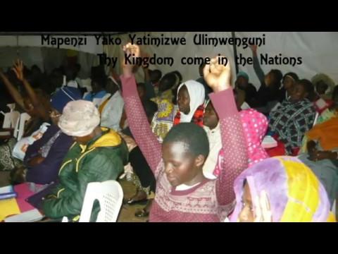 Swahili Worship 3: Umeinuliwa