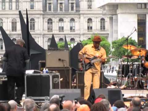 Living Colour: Desperate People performed live at the Empire State Plaza