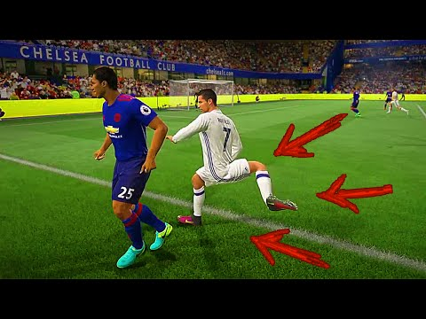 FUNNIEST FIFA 17 BUGS EVER