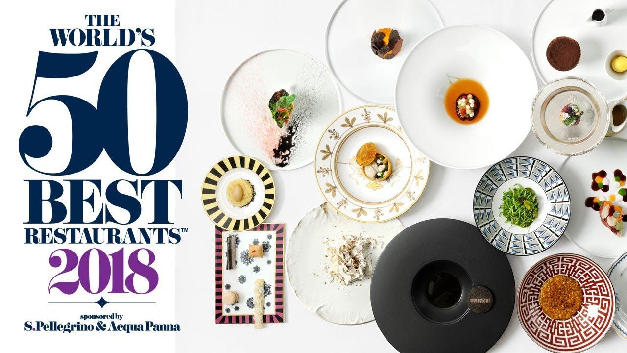 The World S 50 Best Restaurants 2018 List In Pictures