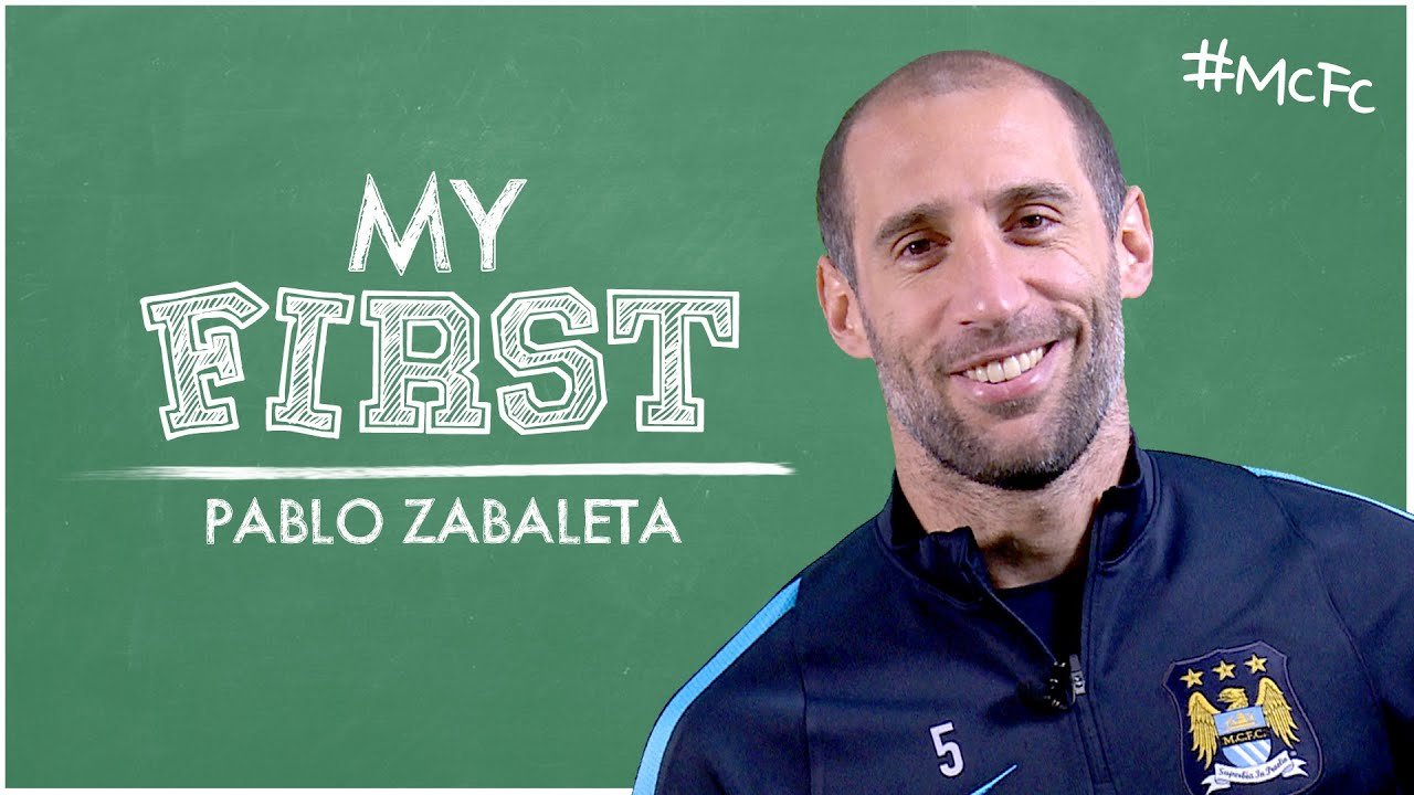 "MANAGER WENT CRAZY AT ME "" Pablo Zabaleta"