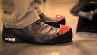 Steel-Flex® Z334 Steel Toe Overshoe