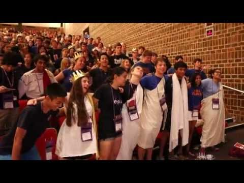 2015 National Junior Classical League song
