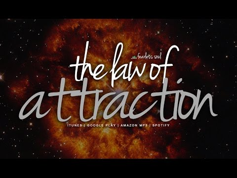 Like Attracts Like (The Law of Attraction) Motivational Video
