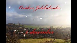 Outdoor Julekalender 1. December