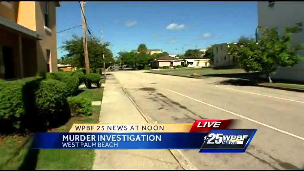 Police seek person who shot, killed West Palm Beach man by WPBF 25 News
