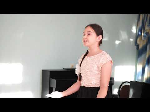 Художественное слово_13-18 лет_Кстовское_Шишарина Ксения