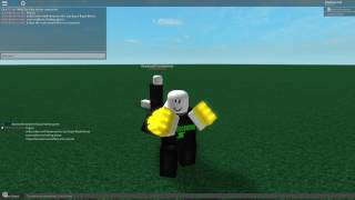 Roblox Script Showcase Episode#525/Jojo Super Rapid Gloves