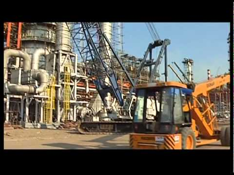 Overview of Essar Vadinar Oil Refinery