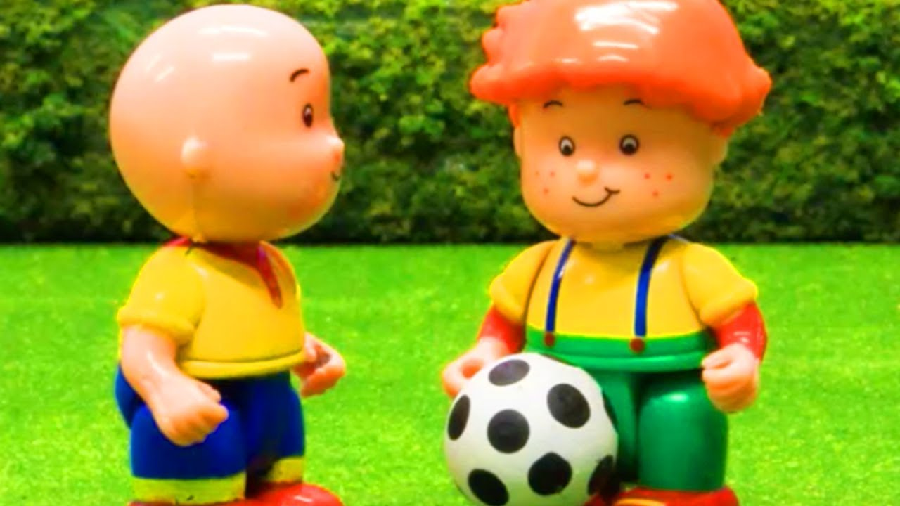 Playing Football Funny Animated Cartoons Kids Watch Online