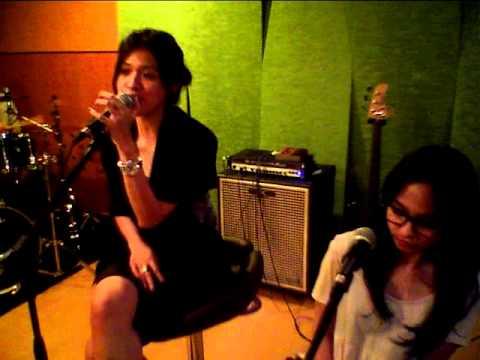 Ecoutez - Simpan Saja ( Rehearsal at Nique's Studio )