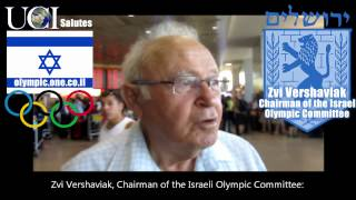 UCI Remembers the Fallen Olympians and Eternal Capital of Israel