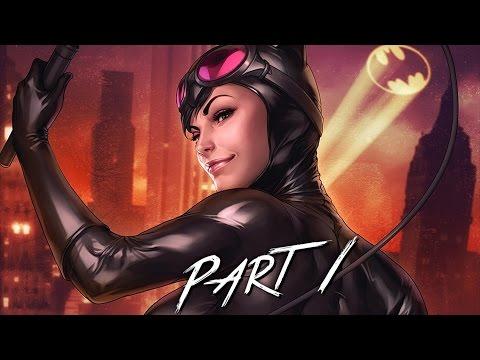 BATMAN The Telltale Series Episode 3 Walkthrough Gameplay Part 1 - Lucius Fox