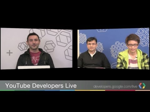YouTube Developers Live: YouTube Live Streaming API Overview