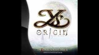 Cover images Ys Origin OST - So Much for Today