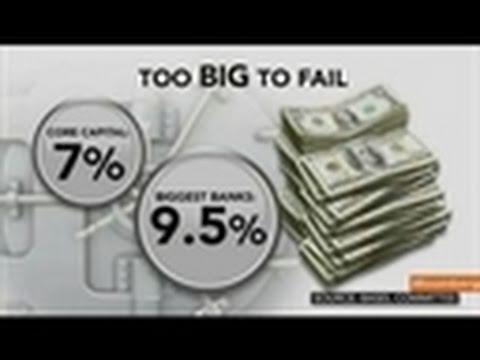 Basel Regulators Force Largest Banks to Boost Capital: Video