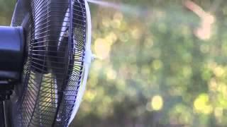 Terras verkoeling - VentiAquaCooler