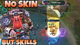 SKIN OR SKILL? FRANCO S14 RANK FULL GAMEPLAY | WOLF XOTIC | MOBILE LEGENDS