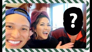 DADS FIRST TIME IN MY VLOG! | Vlogmas 16, 2017