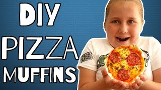 PIZZA MUFFIN RECIPE