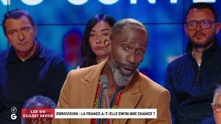 Bilal Hassani à l'Eurovision :