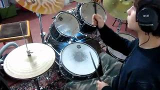 The Prodigy - Invaders Must Die - Drum Cover