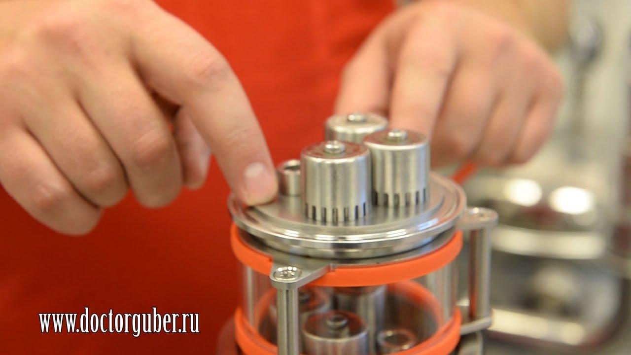 Самогонный аппарат от доктора губера видео мини пивоварня оренбург