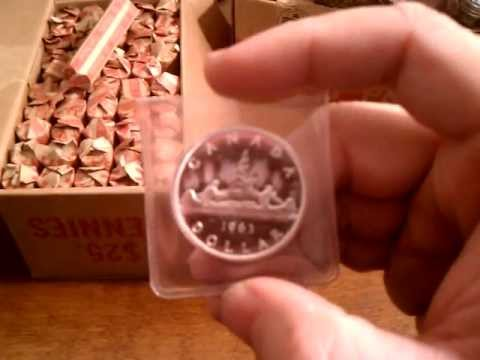 Amazing Canada Silver Dollar Pick Ups - Hidden Investment Bullion