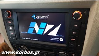 Dynavin N7-E9X για Bmw E90/E91/E92/E93 www.korbos.gr