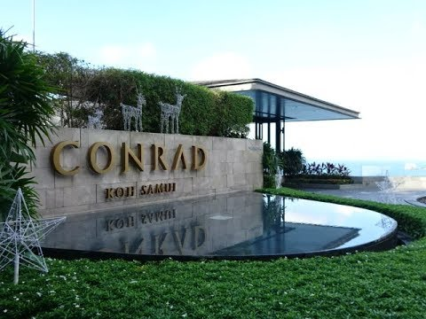 Conrad Koh Samui Resort, Thailand