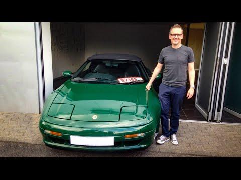 I Bought One | Lotus Elan S2 M100 | Vlog #1 | What Needs Fixing?