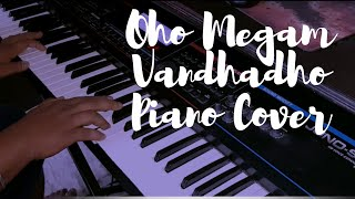 Oho Megam Vandhadho Piano Cover - Mouna Ragam