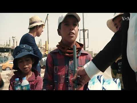 Post-Islamic State, Orphaned Children Forced to Work on Mosul Streets