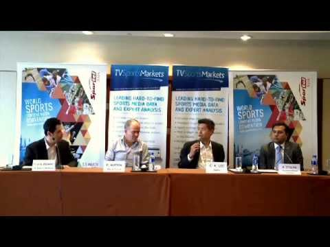 """TV Sports Markets Panel II: """"The Future of Sports Channels in Asia"""""""