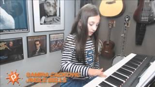 Jingle Bells piano cover by Samira Cackovic