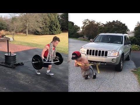 Jeremy Smith - Hard Dwarf Workout