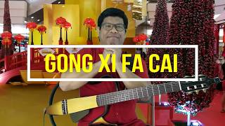 CNY Song - Fingerstyle Guitar