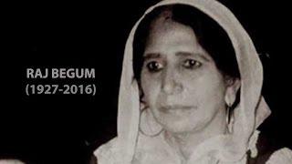Legendary Kashmiri singer Raj Begum passes away