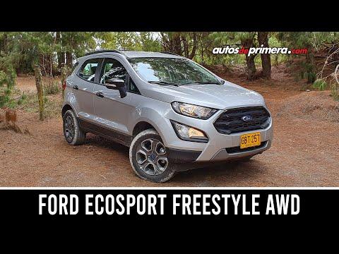 Ford EcoSport 4x4, preparada para la aventura | Prueba - Reseña